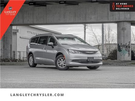 2021 Chrysler Grand Caravan SXT (Stk: MR517218) in Surrey - Image 1 of 23