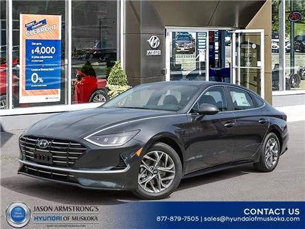 2021 Hyundai Sonata Preferred (Stk: 121-161) in Huntsville - Image 1 of 23
