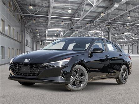 2021 Hyundai Elantra HEV Preferred (Stk: EA21031) in Woodstock - Image 1 of 23