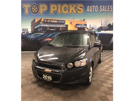 2015 Chevrolet Sonic LT Auto (Stk: 203407) in NORTH BAY - Image 1 of 26