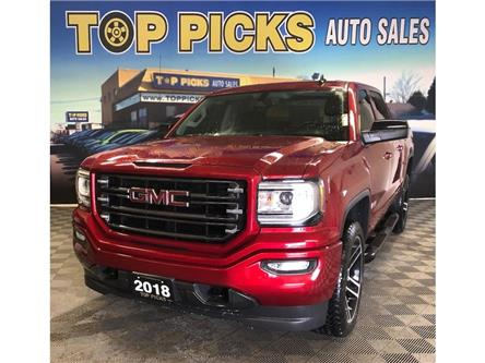 2018 GMC Sierra 1500 SLT (Stk: 454998) in NORTH BAY - Image 1 of 30