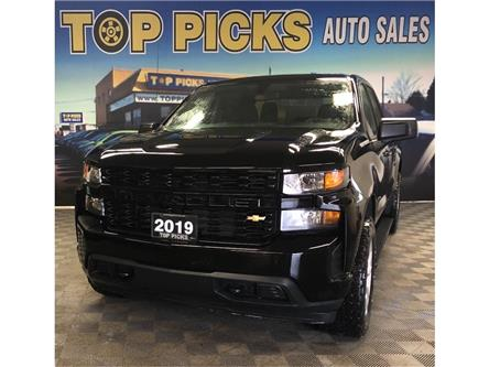 2019 Chevrolet Silverado 1500 Custom (Stk: 326159) in NORTH BAY - Image 1 of 26