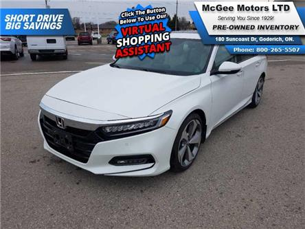 2018 Honda Accord Touring (Stk: 802223) in Goderich - Image 1 of 30