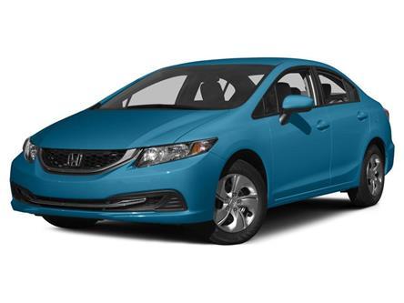 2015 Honda Civic LX (Stk: 1270NBA) in Barrie - Image 1 of 10