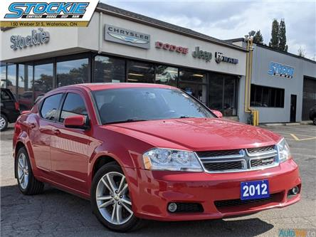 2012 Dodge Avenger SXT (Stk: 4059) in Waterloo - Image 1 of 26