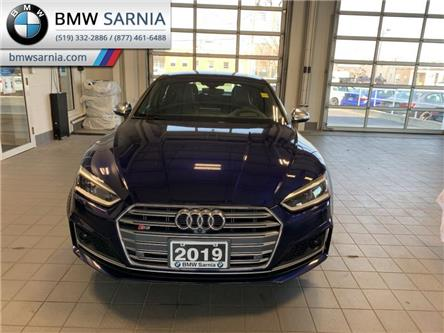 2019 Audi S5 3.0T Technik (Stk: SFC2906) in Sarnia - Image 1 of 10