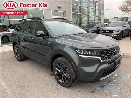 2021 Kia Sorento  (Stk: 2111628) in Toronto - Image 1 of 8
