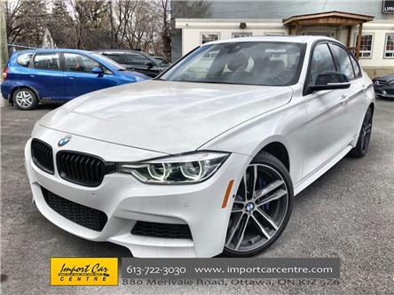 2018 BMW 340i xDrive (Stk: 245891) in Ottawa - Image 1 of 26