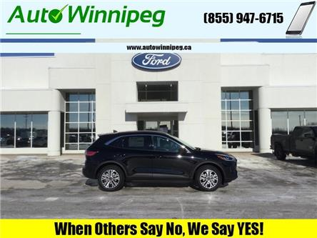 2021 Ford Escape SEL (Stk: 21036) in Winnipeg - Image 1 of 14