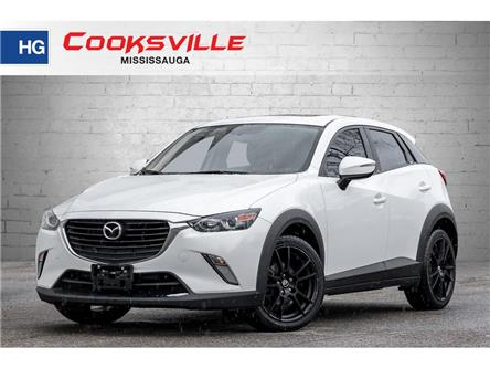2016 Mazda CX-3 GS (Stk: 615637T) in Mississauga - Image 1 of 19