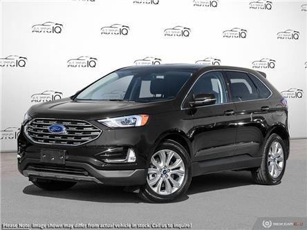 2021 Ford Edge Titanium (Stk: D100950) in Kitchener - Image 1 of 23