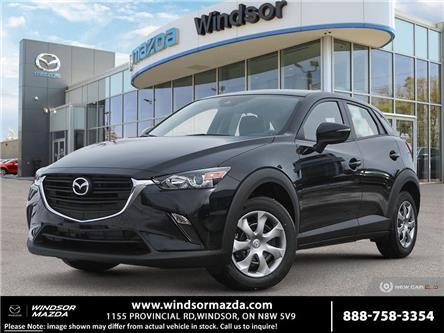 2021 Mazda CX-3 GX (Stk: C313458) in Windsor - Image 1 of 22