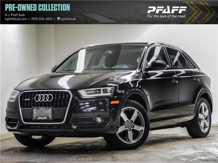 2015 Audi Q3 2.0T Progressiv (Stk: 53890) in Newmarket - Image 1 of 22