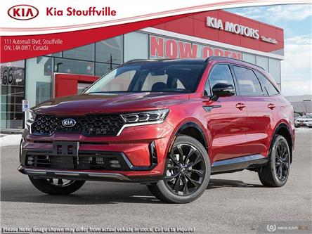 2021 Kia Sorento  (Stk: 21277) in Stouffville - Image 1 of 23