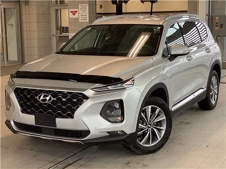 2019 Hyundai Santa Fe Preferred 2.4 (Stk: 22789A) in Kingston - Image 1 of 12