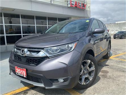 2019 Honda CR-V EX-L (Stk: K4088) in Chatham - Image 1 of 26