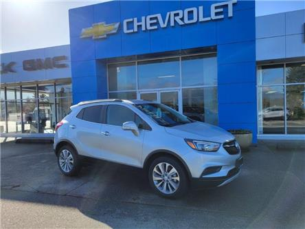 2018 Buick Encore Preferred (Stk: 21T130A) in Port Alberni - Image 1 of 24