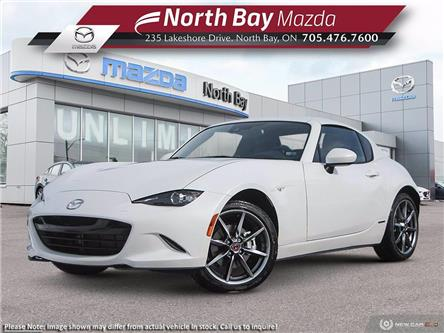 2021 Mazda MX-5 RF 100th Anniversary Edition (Stk: 21145) in North Bay - Image 1 of 22