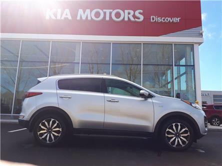 2017 Kia Sportage EX (Stk: X5029A) in Charlottetown - Image 1 of 9