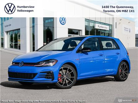 2021 Volkswagen Golf GTI Autobahn (Stk: 98509) in Toronto - Image 1 of 22