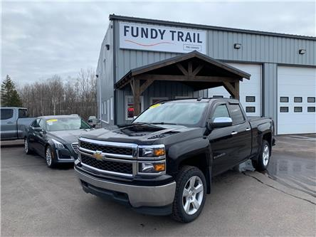 2015 Chevrolet Silverado 1500 WT (Stk: 21041a) in Sussex - Image 1 of 9