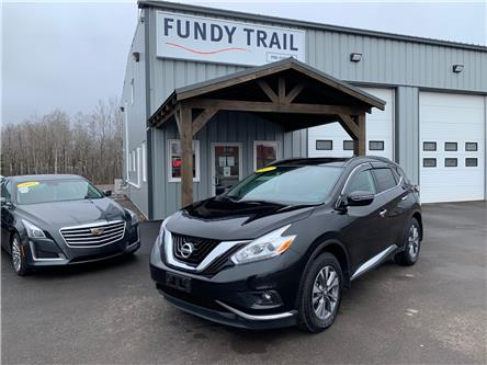 2017 Nissan Murano SV (Stk: 21080b) in Sussex - Image 1 of 12