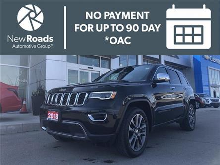2018 Jeep Grand Cherokee Limited (Stk: Z150381A) in Newmarket - Image 1 of 28