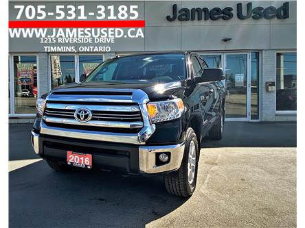 2016 Toyota Tundra SR5 5.7L V8 (Stk: N20522A) in Timmins - Image 1 of 14