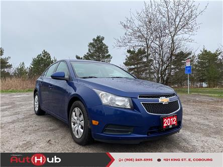2012 Chevrolet Cruze LT Turbo (Stk: ) in Cobourg - Image 1 of 20