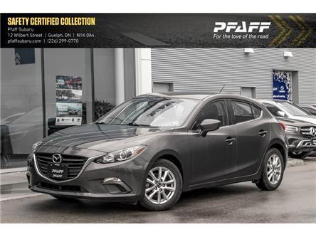 2016 Mazda Mazda3 Sport GS (Stk: SU0338A) in Guelph - Image 1 of 21