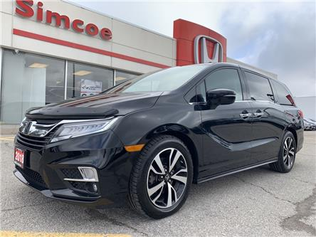 2018 Honda Odyssey Touring (Stk: 21042A) in Simcoe - Image 1 of 28
