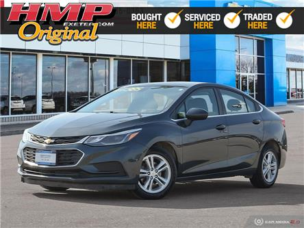 2017 Chevrolet Cruze LT Auto (Stk: 74450) in Exeter - Image 1 of 27
