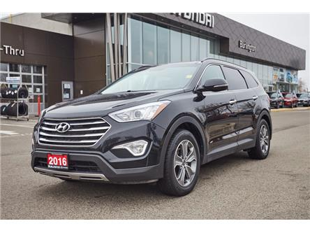 2016 Hyundai Santa Fe XL Luxury (Stk: N2771A) in Burlington - Image 1 of 28