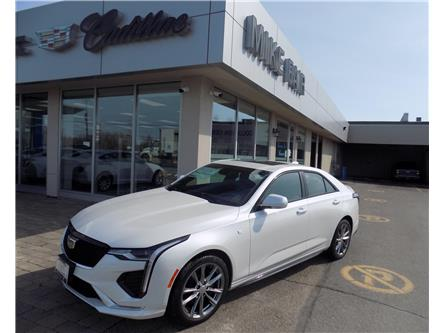 2020 Cadillac CT4 Sport (Stk: 20249) in Smiths Falls - Image 1 of 17