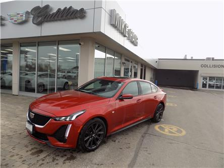 2020 Cadillac CT5 Sport (Stk: 20259) in Smiths Falls - Image 1 of 18