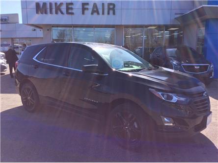 2021 Chevrolet Equinox LT (Stk: 21059) in Smiths Falls - Image 1 of 15