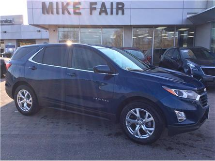 2021 Chevrolet Equinox LT (Stk: 21058) in Smiths Falls - Image 1 of 15