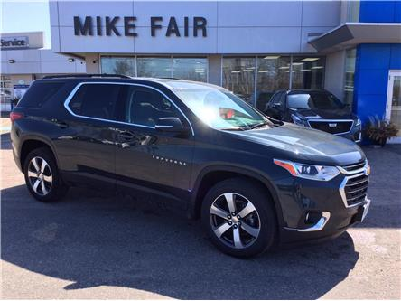 2021 Chevrolet Traverse LT True North (Stk: 21084) in Smiths Falls - Image 1 of 14