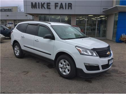 2017 Chevrolet Traverse LS (Stk: 21031C) in Smiths Falls - Image 1 of 16