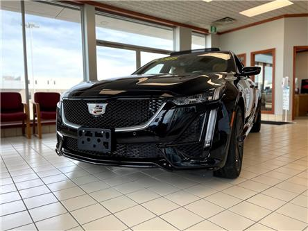 2020 Cadillac CT5 Sport (Stk: 88727) in Exeter - Image 1 of 12
