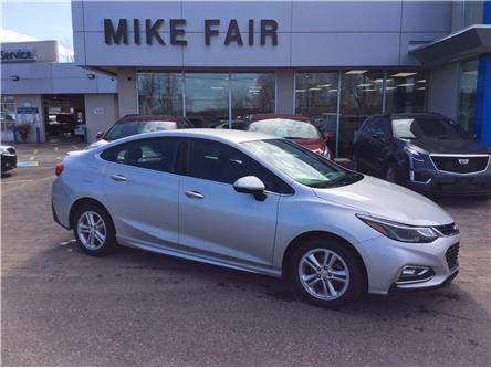 2017 Chevrolet Cruze LT Auto (Stk: P4283) in Smiths Falls - Image 1 of 22