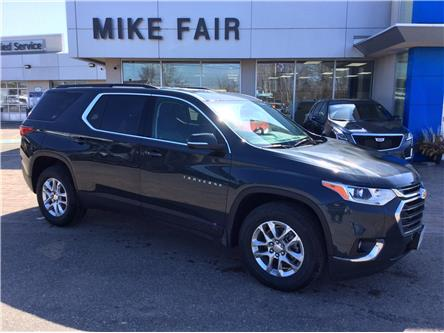 2021 Chevrolet Traverse LT Cloth (Stk: 21137) in Smiths Falls - Image 1 of 15
