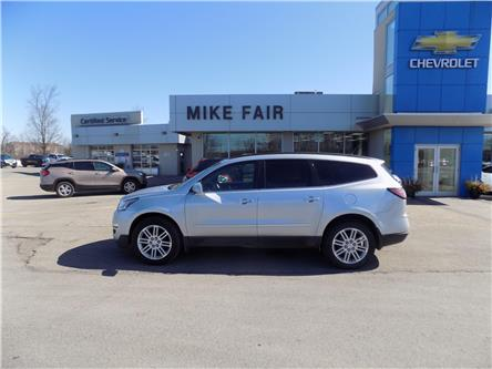 2015 Chevrolet Traverse 1LT (Stk: 21117A) in Smiths Falls - Image 1 of 17