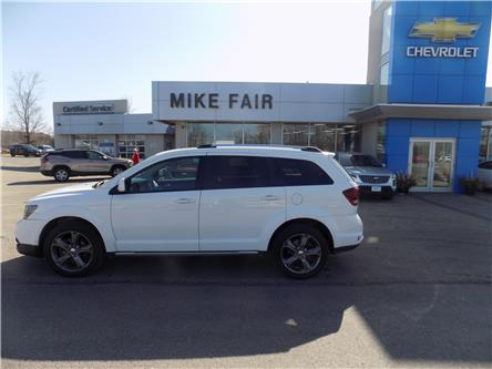 2016 Dodge Journey Crossroad (Stk: 21143A) in Smiths Falls - Image 1 of 17