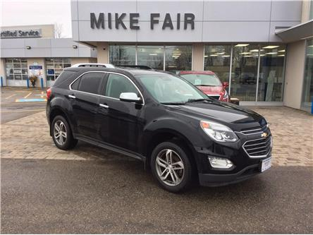 2017 Chevrolet Equinox Premier (Stk: 21115A) in Smiths Falls - Image 1 of 16