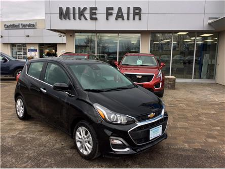 2020 Chevrolet Spark 2LT CVT (Stk: P4295) in Smiths Falls - Image 1 of 16
