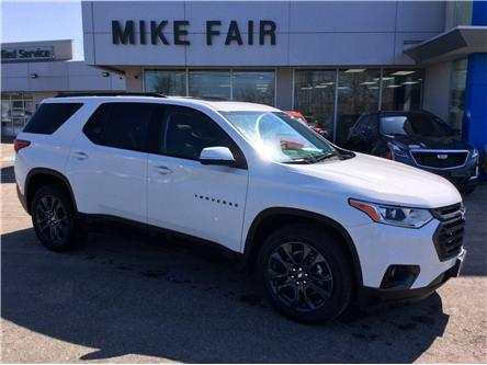 2021 Chevrolet Traverse RS (Stk: 21172) in Smiths Falls - Image 1 of 15