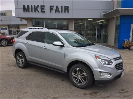 2017 Chevrolet Equinox Premier (Stk: 21078B) in Smiths Falls - Image 1 of 16