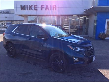 2021 Chevrolet Equinox LT (Stk: 21189) in Smiths Falls - Image 1 of 15