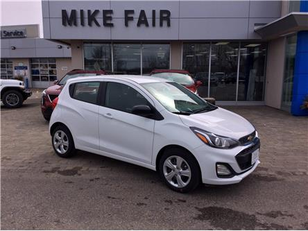 2021 Chevrolet Spark LS CVT (Stk: 21191) in Smiths Falls - Image 1 of 15